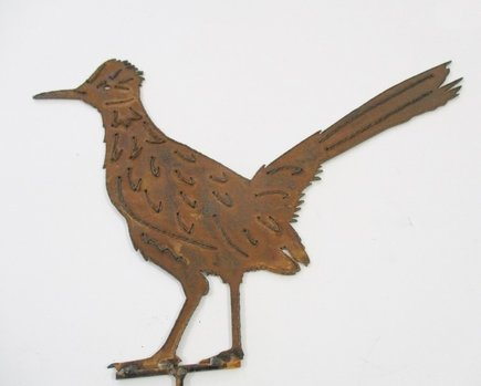 Road Runner on a Stick