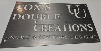 FOX'S DOUBLE CREATIONS