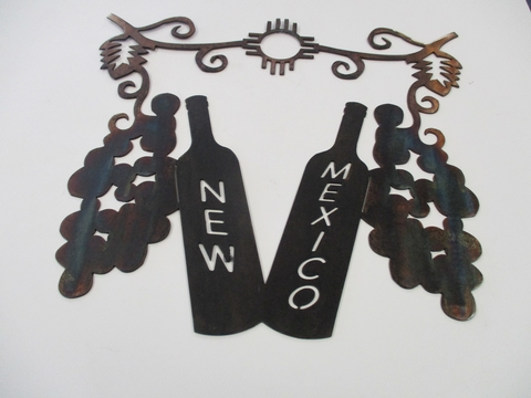 New Mexico Wine  Sign